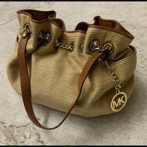Michael Kors Chain Shoulder Bag Purse